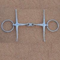 French Link Fulmer Snaffle from Grafton