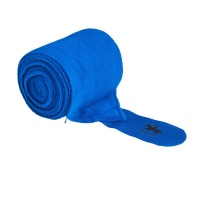Premium Fleece Bandages from Legacy Equestrian - Royal Blue