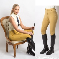 Regency Honey Show Breeches from Equetech