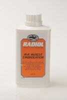 M-R Muscle Embrocation 500ml from Radiol