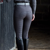 Shaper Grey Breeches from Equetech