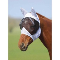 Fly Mask with Ears from Bridleway
