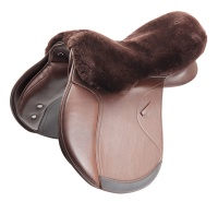 Lambskin Seat Saver from Bridleway