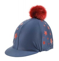 Galaxy Hat Cover from Bridleway Equestrian