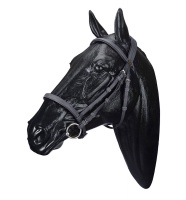 Wintec Cavesson Synthetic Bridle - No Reins