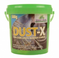 Dust-X dusty stables formula from Global Herbs