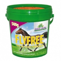 FlyFree In Feed Supplement from Global Herbs