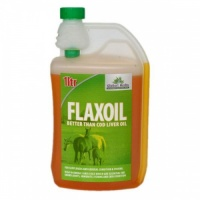 Flaxoil from Global Herbs 1ltr