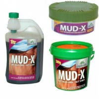 Mud-X Range from Global Herbs