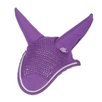 Bridleway Signature Fly Veil Purple