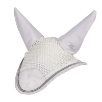 Bridleway Signature Fly Veil White