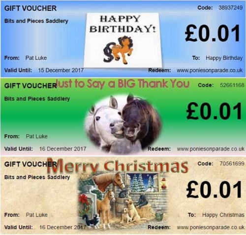 Gift Voucher Purchase